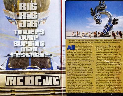 Big Rig Owner magazine