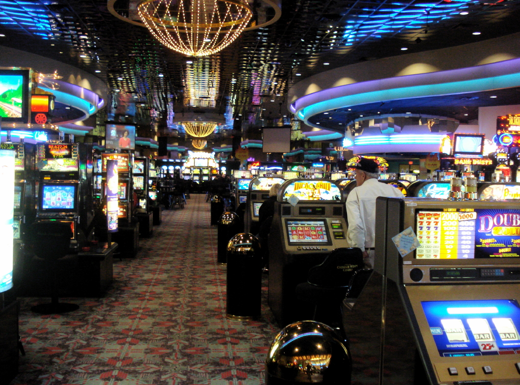 однажды в россии про казино