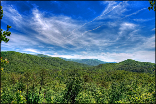 blue lake mountains ga river georgia landscape tn tennessee ridge ocoee hdr ducktown