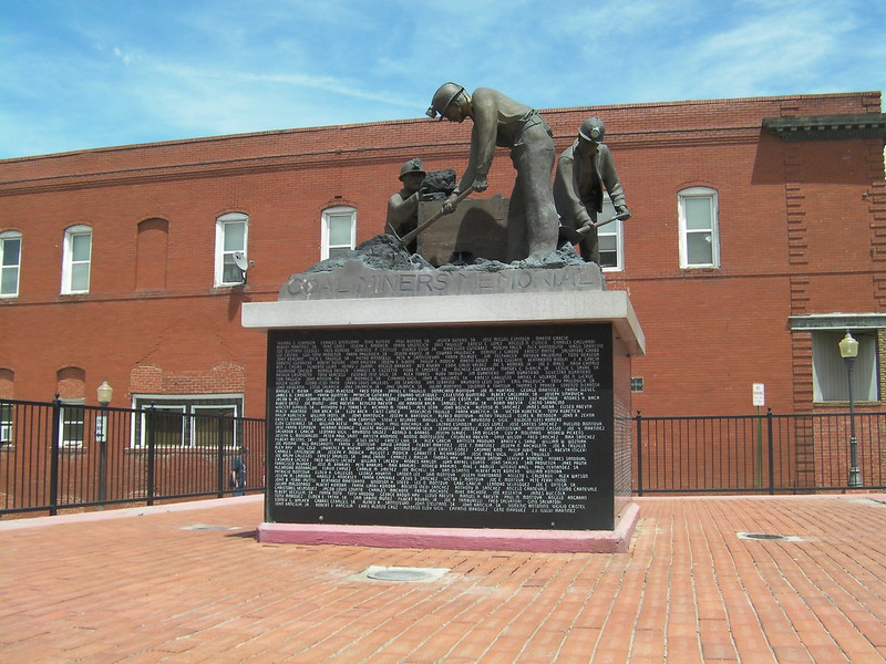 Coal Miners Remembrance