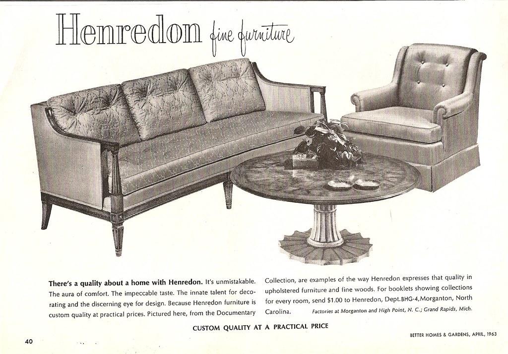 Henredon Furniture  Dan H.  Flickr