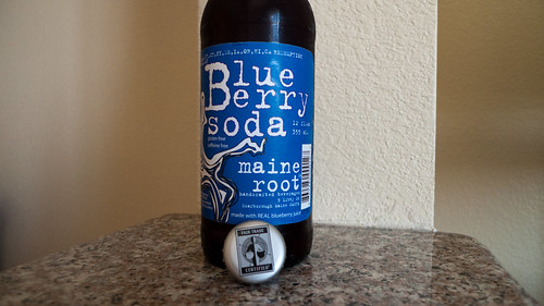 Maine Root Blueberry Soda | by ehfisher
