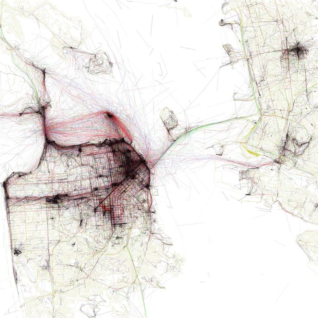 The Geotaggers' World Atlas #4: San Francisco