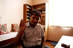 インド人ガイドのチャオラさん | by kimama_labo
