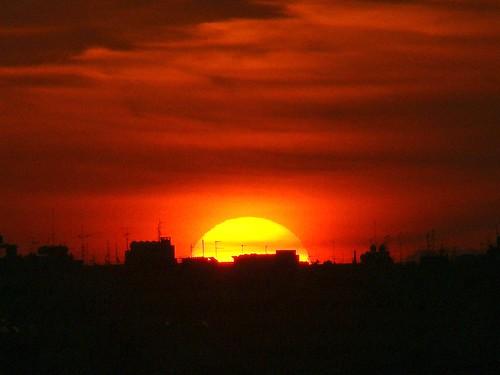 sunset sun sunrise sony cyprus dsc chypre h50 cipre dsch50