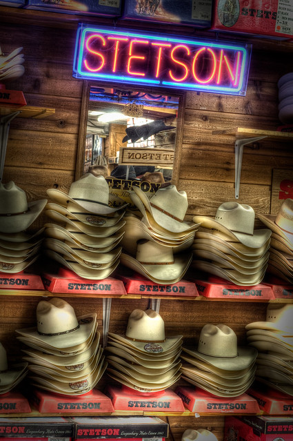 Hats for the Good Guys