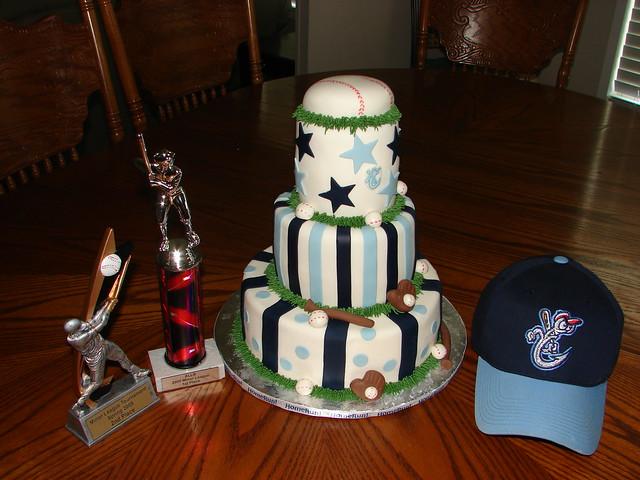 Team Cake Winning Hooks Season 2009