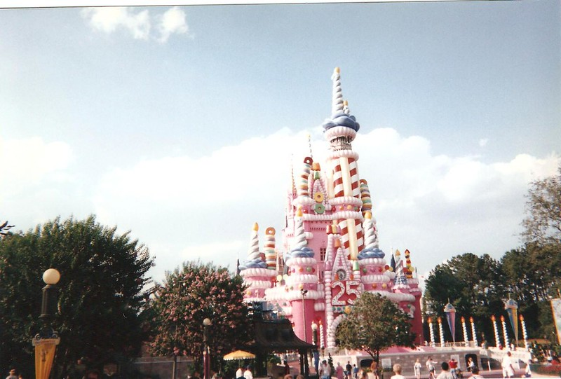 25th Anniversary Castle