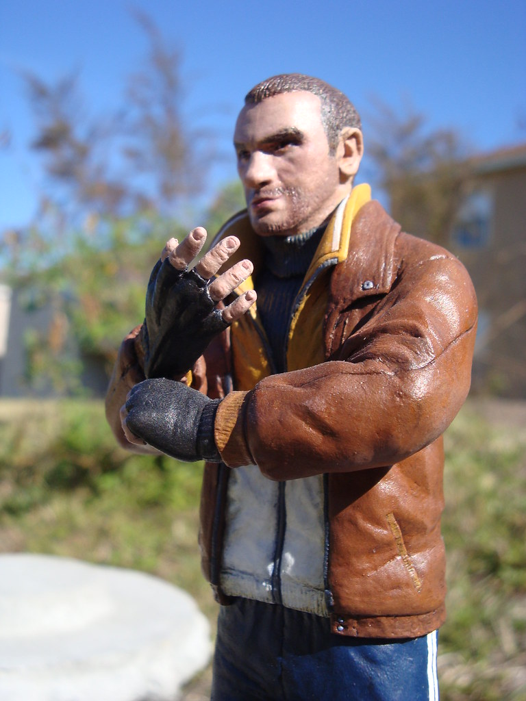 Niko Bellic Jaime Margary Flickr