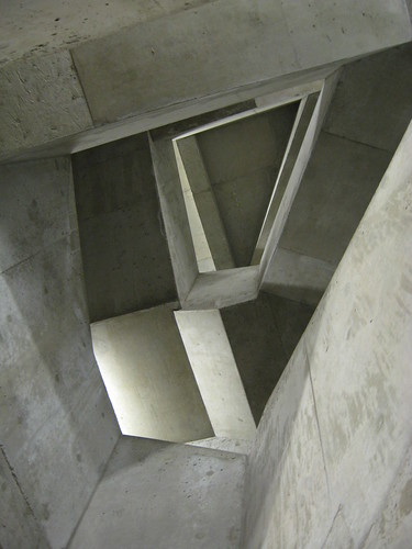 concrete and light