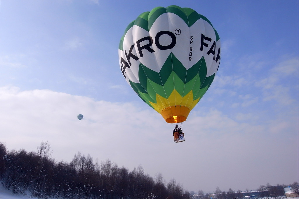 Odlot / Take-off