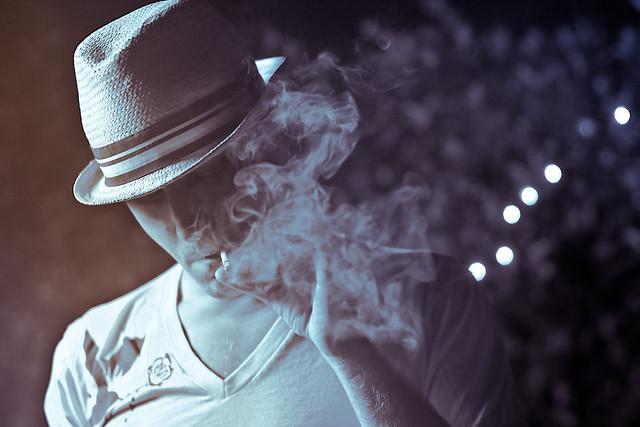 365.1 - The one where I smoke