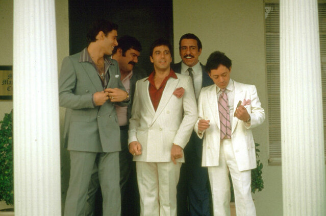 Scarface - Manny, Nick, Tony, Ernie & Chi Chi