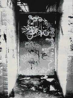 Chinatown doorway