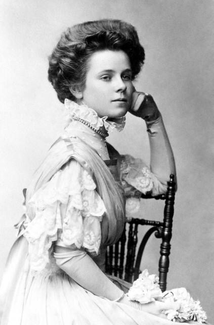 Doris McTeigue 1907