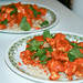 Thai Red Curry Chicken with Cilantro over Brown Rice