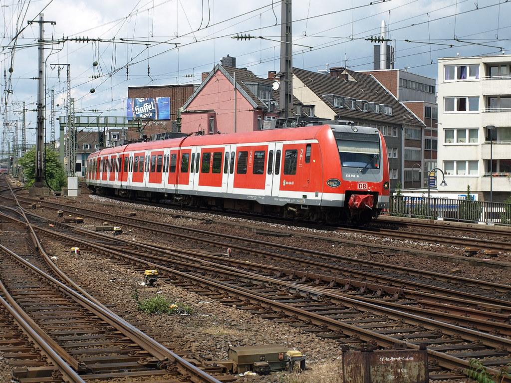 S Bahn Koln