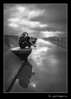 Lost & alone... | by  Karlos Garciapons 
