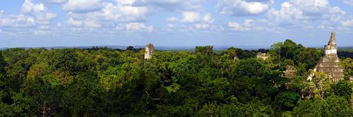 Tikal Panorama | by valvados