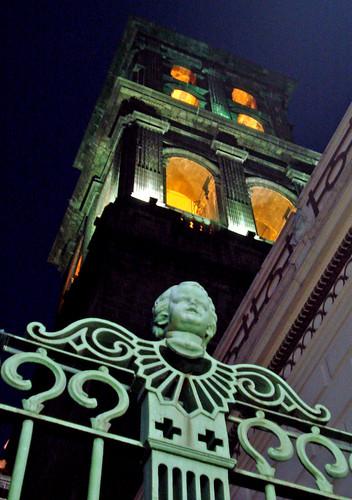 Angel de la Catedral de Puebla