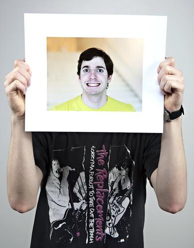 this is steve - portrait