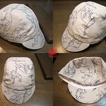 ENISHI Hand Made Cycle Cap 鳥獣戯画