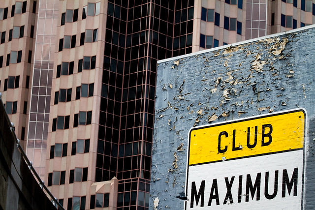 How weird '10: club maximum