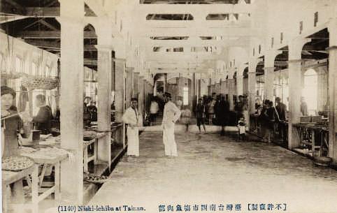 台南 西市場/西門市場