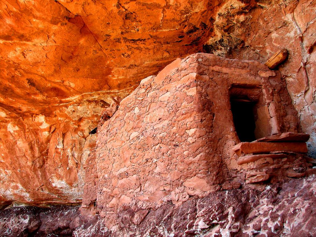 Lost & Found Ruin on Cedar Mesa by Red Dirt Dawg
