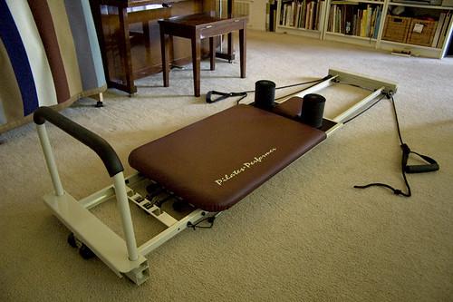 Pilates : Performer