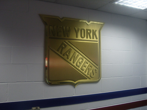 New York Rangers | by Tom Scholes