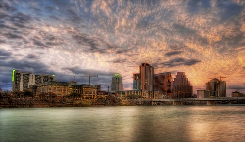 Beautiful Austin at Sunset | by Trey Ratcliff