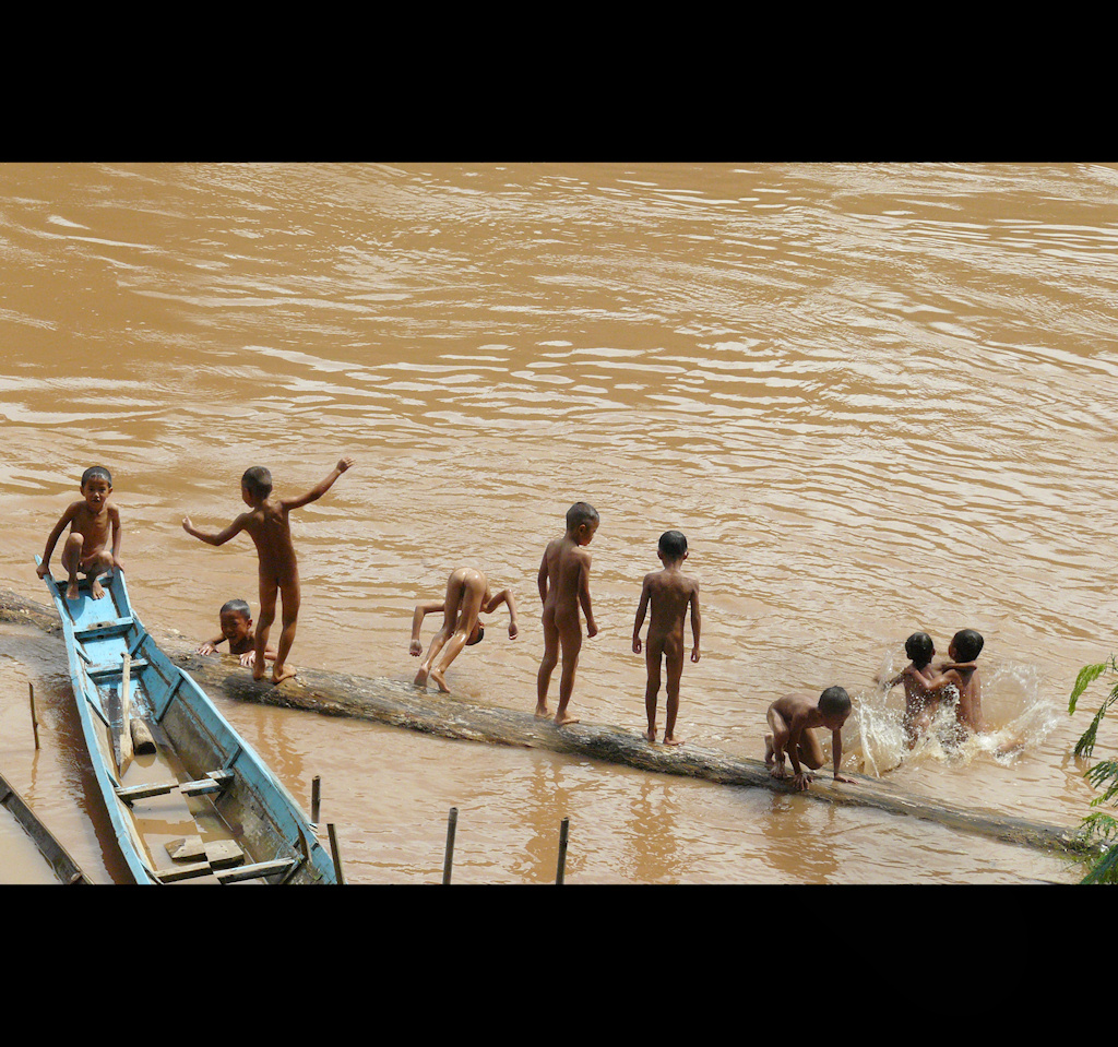 Children of the Mekong River | Palm beach atlantic, River