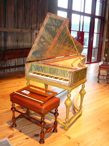 Harpsichord | Anonymous Spanish (baroque period) at The ...