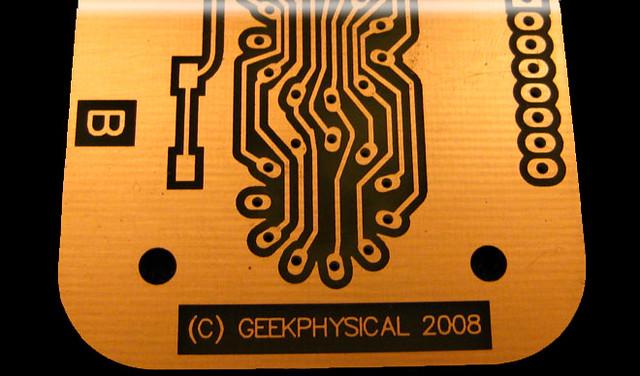 GeekPhysical Board