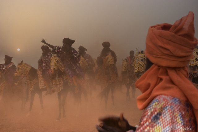 RIDERS ON THE SAND STORM