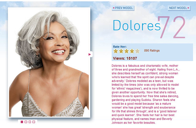 Delores Smalls of TV Land Reality Show
