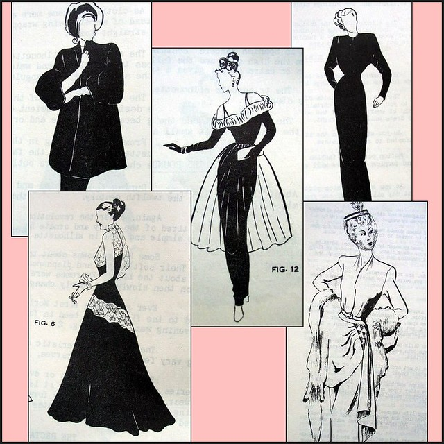 1940's-Dress Design Course | National School of Dress Design