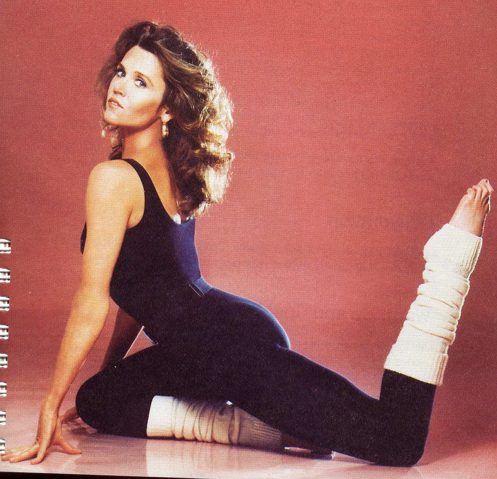 Image result for jane fonda workout