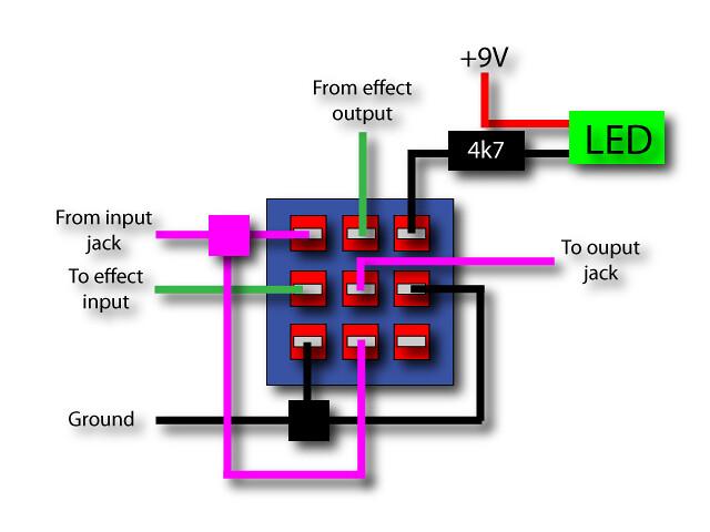 3pdt-wiring layout | by doctor tweek