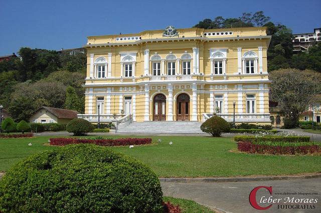 Palácio Rio Negro - Petrópolis - RJ - Brasil