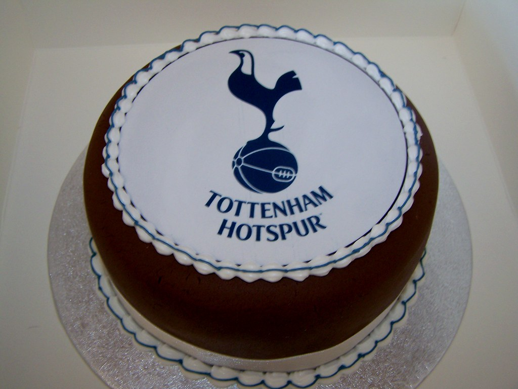 Tottenham Hotspur Cake Ally Colledge Flickr