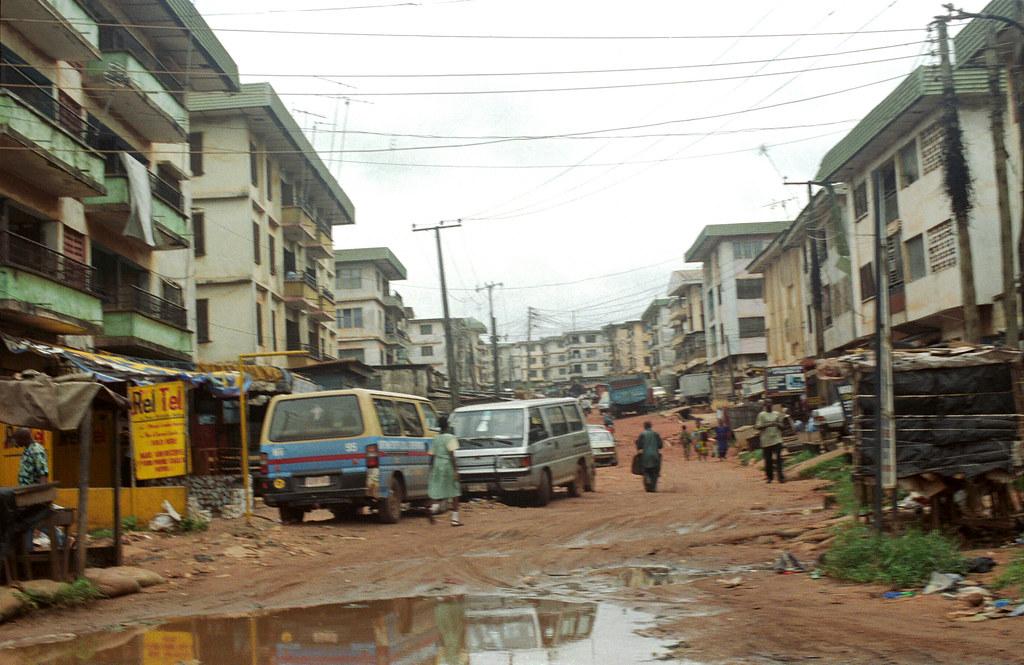 Onitsha Anambra State South Eastern Nigeria Africa's Bigge… | Flickr