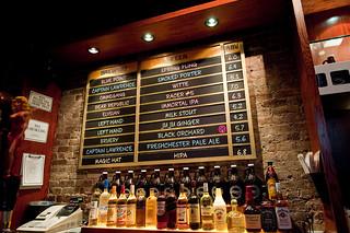 The Pony Bar Hell S Kitchen Manhattan Nyc Interior