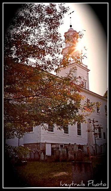 New England Rest Stop, Country Churches