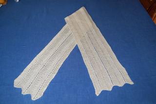 Silkeskjerf /Silk scarf