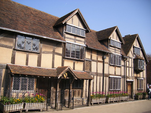 Shakespeare's Birthplace - Stratford upon Avon