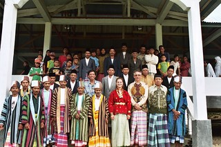 Group photo at Wakoukili Village | by East Asia & Pacific on the rise - Blog