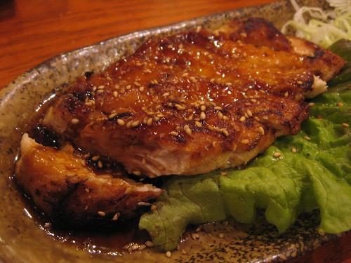 Chicken Teriyaki | by arnold | inuyaki