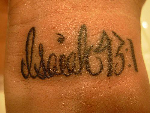 Wrist Tattoos #Wrist Tattoos